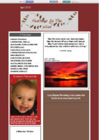 April 2015 Newsletter – Feathers In The Wind
