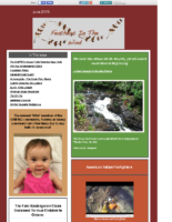 June 2015 Newsletter – Feathers In The Wind