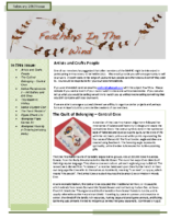 February 2010 Newsletter – Feathers In The Wind