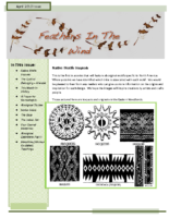 April 2010 Newsletter – Feathers In The Wind