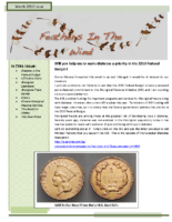 March 2010 Newsletter – Feathers In The Wind