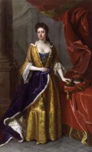 Portrait by Michael Dahl, 1705