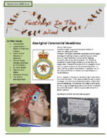 September 2009 Newsletter – Feathers In The Wind